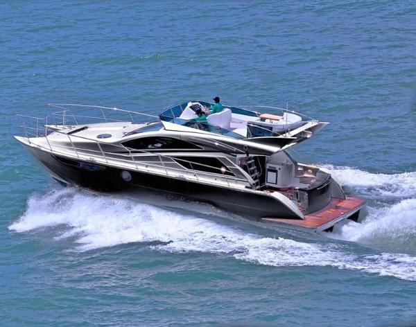 Mares 45 Motor Yacht Mares Catamarans 45ft Motor Yacht (2017)
