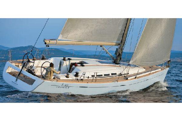 Beneteau. First 45 Manufacturer Provided Image