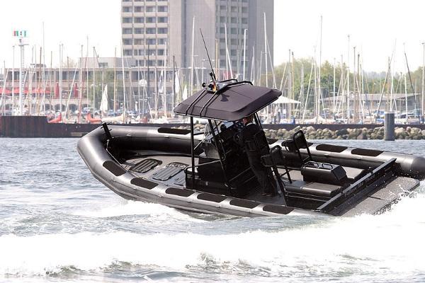 Custom TP Marine Patrollienboot Hurricane RIB msp445288 1