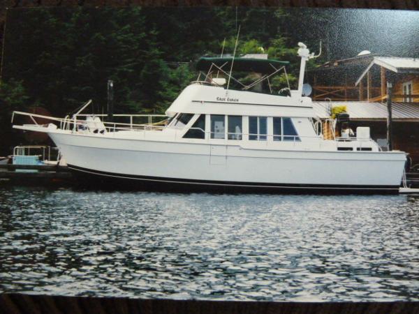 Mainship 430 Trawler 2001 Mainship 430 Trawler