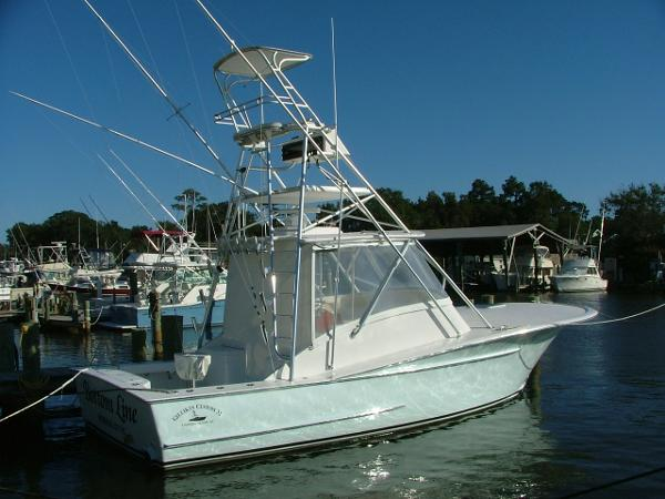 Gillikin 32 Custom Express Profile