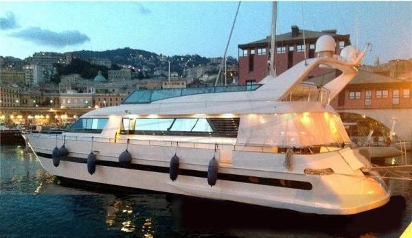 Custom Cantiere Navale Diano Diano 22S CANTIERE NAVALE DIANO - DIANO 22S - exteriors