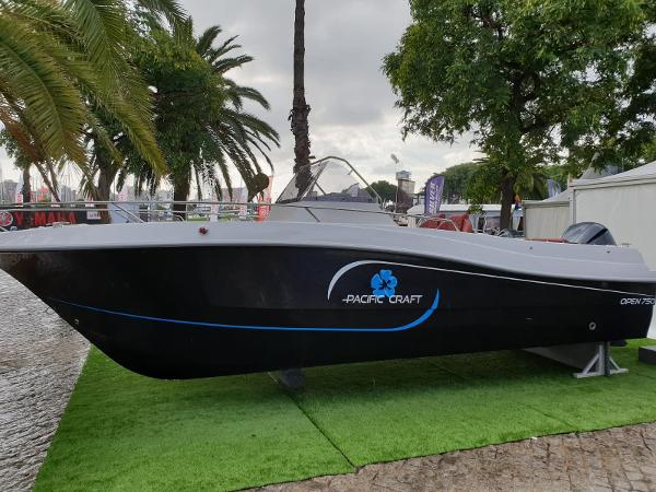 Pacific Craft 750 Open