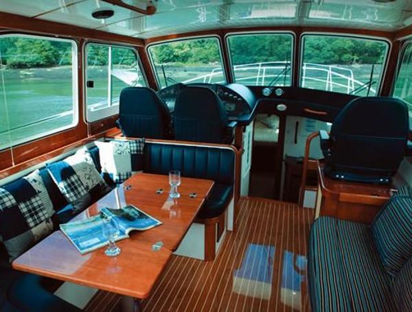 Dale Nelson Classic 45 Interior