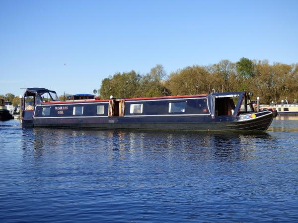 Narrowboat 58' Canalcraft JD Boat Services