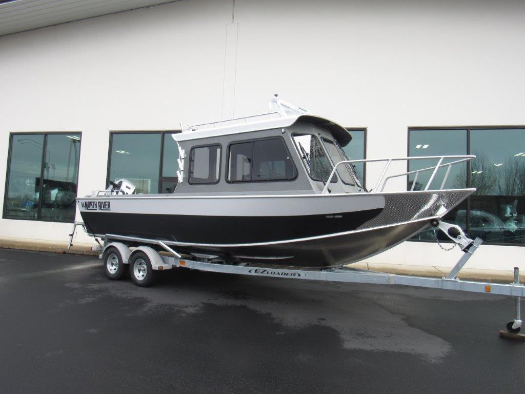 North River 25 Seahawk HT