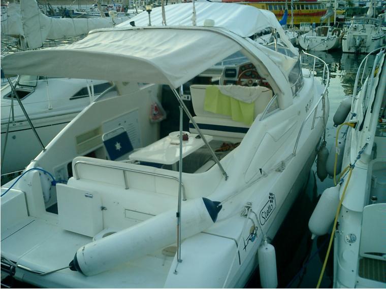 Rio Yachts Rio 850 Cruiser
