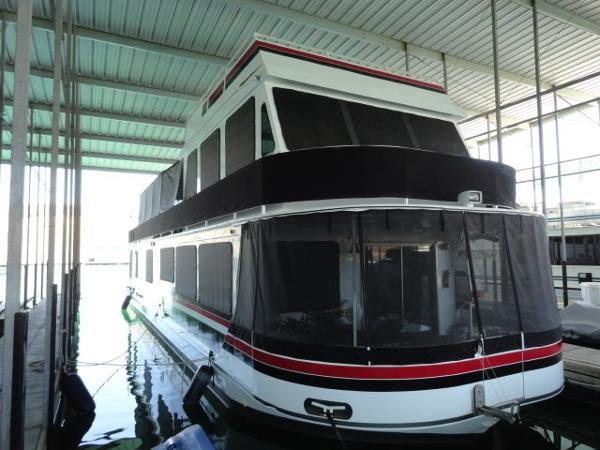 Skipperliner Zonta Custom 65' Houseboat