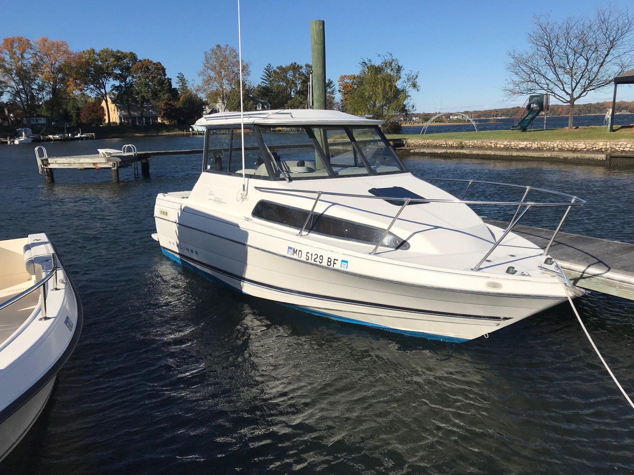 Bayliner Ciera 2252 Hardtop