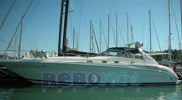 Sea Ray 450 Sundancer emotionheader