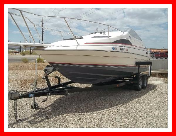 1990 bayliner 2255 cuddy lake havasu city arizona