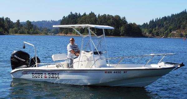 Boston Whaler 220 Dauntless