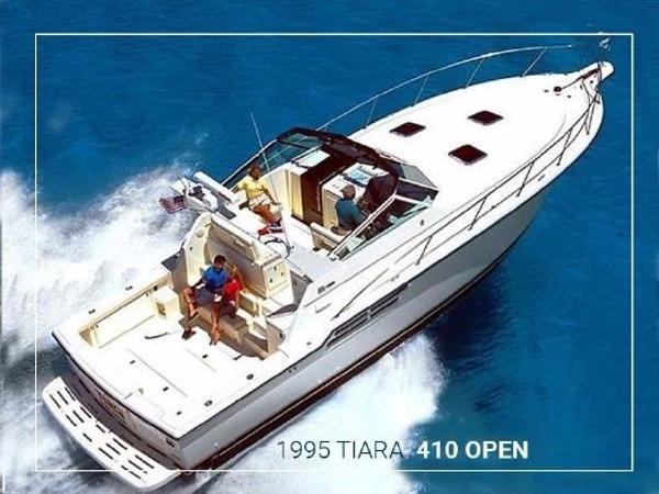 Tiara 4100 Open