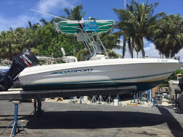 Aquasport 205 Osprey Bay