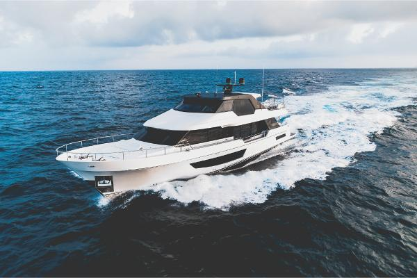 Ocean Alexander 32L