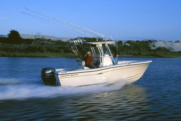 Grady-White Fisherman 222 Manufacturer Provided Image