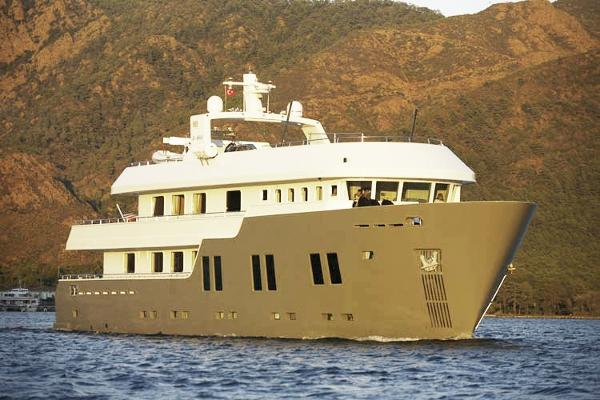 Custom Saba Yacht 35m Custom Saba Yacht 35m Motor Yacht 'B-Nice'