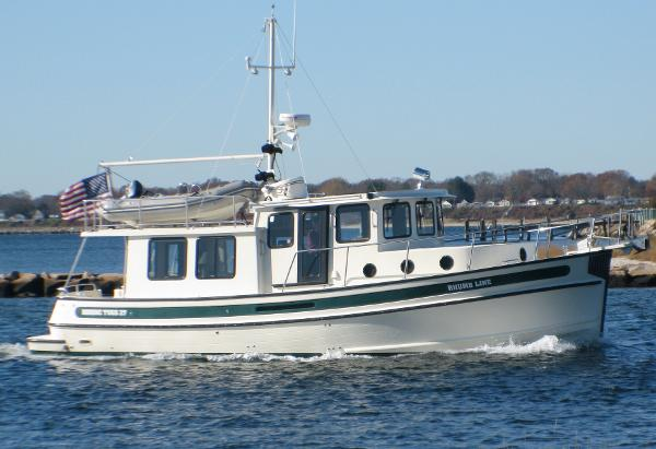 Nordic Tugs 37 Profile