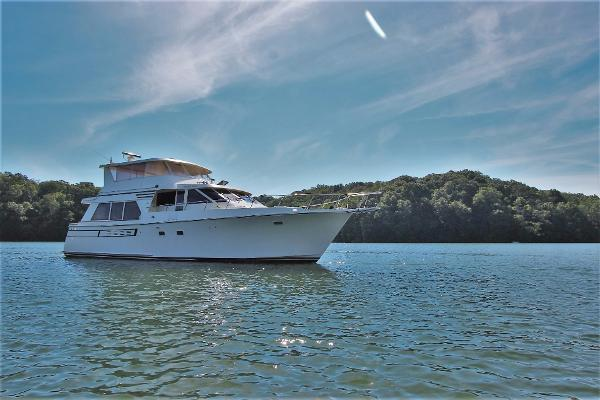 Tollycraft 53 Pilothouse MY