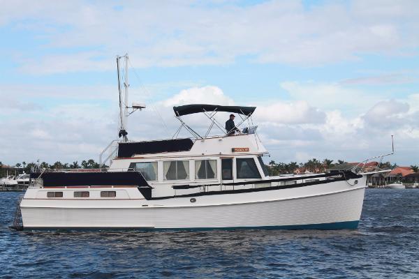 Grand Banks 49 Motor Yacht Grand Banks 49 Motor Yacht Profile