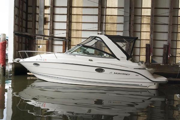 Monterey 260 SCR Profile