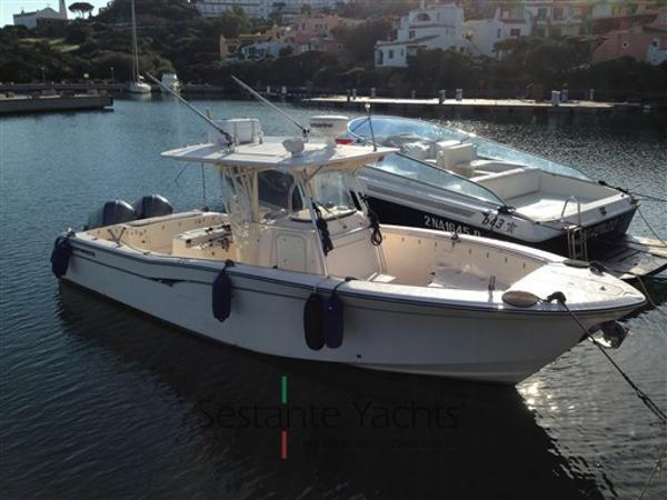 Grady White Boats 306 Bimini CC IMG_2596
