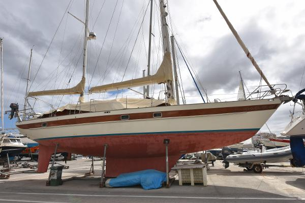 Blue Water 52 Off-shore Ketch