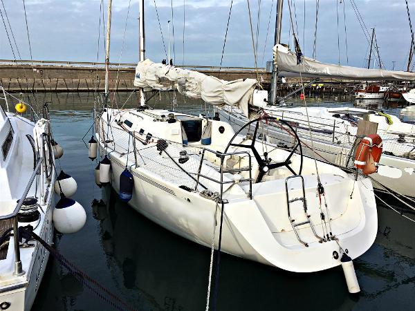 X-Yachts IMX-40 murata sx