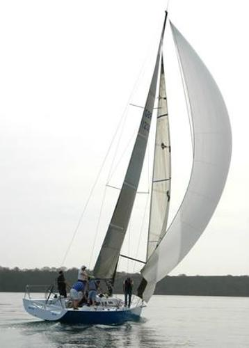 Dale Nelson Corby 36 Sailing