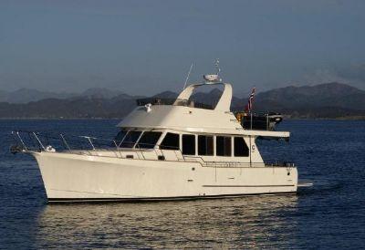 Explorer Motor Yachts 46 Sedan Manufacturer Provided Image: Explorer Motor Yachts 46 Sedan