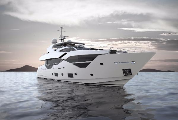 Sunseeker 116 Yacht Manufacturer Provided Image: Sunseeker 116 Yacht