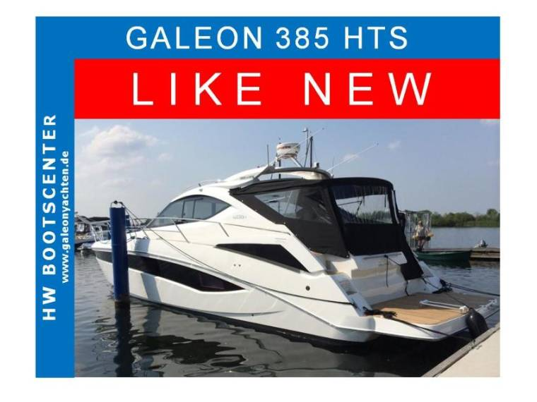 Galeon Galeon  38540 HTS TOP ZUSTAND