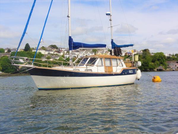 Nauticat 33 MKII Nauticat 33 MKII
