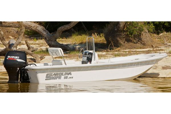 Carolina Skiff 16 JVX CC Manufacturer Provided Image