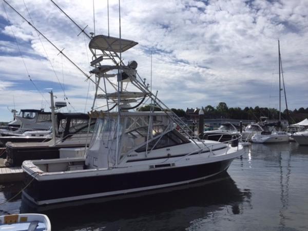 Blackfin 32 Sportfisherman