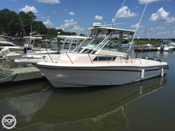 Grady-White 272 Sailfish 1998 Grady-White 272 Sailfish for sale in Savannah, GA