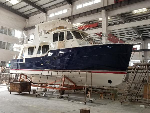Explorer Motor Yachts 46 Pilot House Manufacturer Provided Image