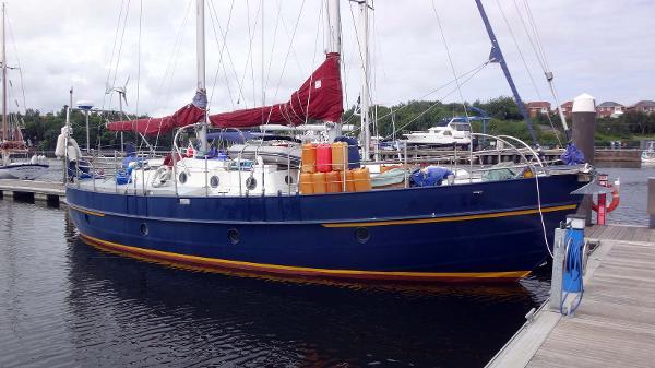 Colin Archer Adventurer 1350