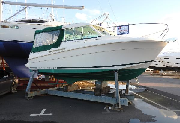 Jeanneau Merry Fisher 655 Merry Fisher 655