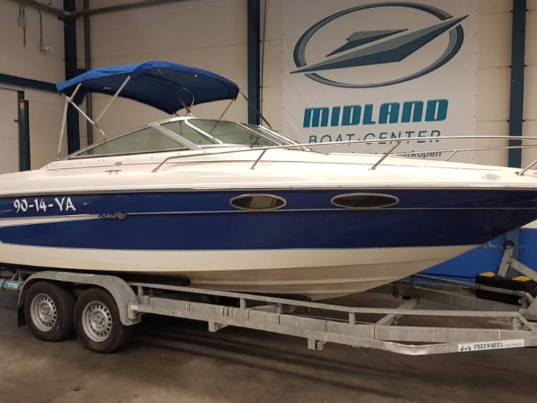 Sea Ray Sea ray 230 Signature Overnighter