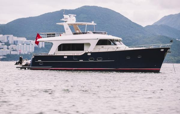 Explorer Motor Yachts 58 Pilot House Manufacturer Provided Image: Explorer Motor Yachts 58 Pilot House