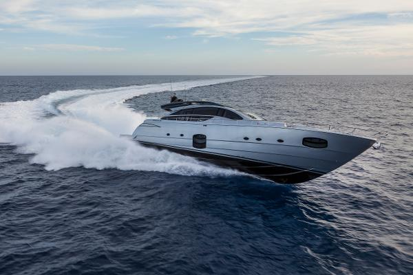 Pershing 82 Manufacturer Provided Image: Pershing 82