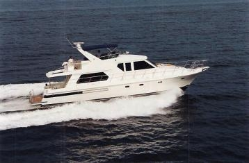 Grand Harbour Pilot House Motor Yacht Exterior-1