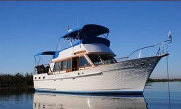 Island Gypsy Trawler 44
