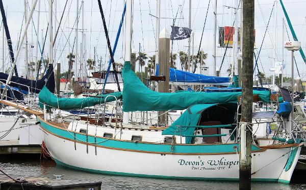 Westsail Cutter