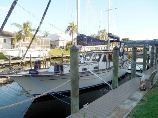 Nauticat 36 Pilothouse Ketch Motor Sailer