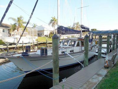 Nauticat 36 Pilothouse Ketch Motor Sailer