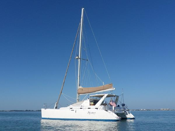 Admiral 38 Port View
