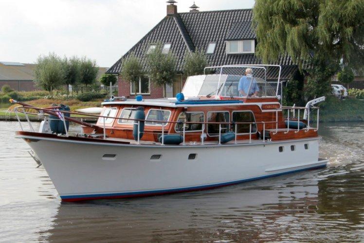Super Van Craft 1160 Met Schiphuis