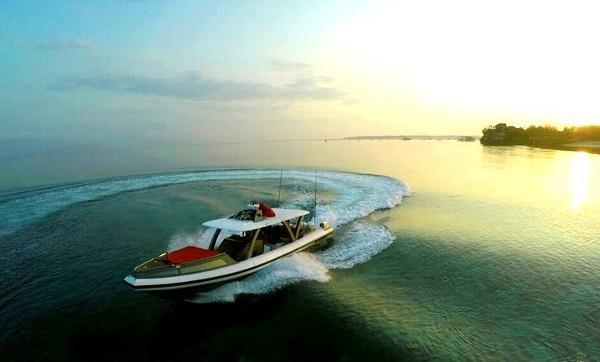 Custom North Sea Boats Solid Rib